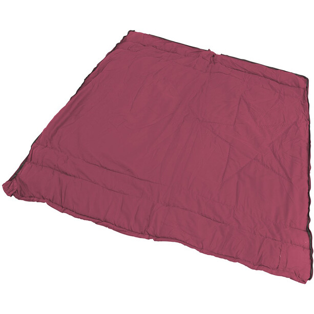 Outwell Champ Sleeping Bag Kids, deep red