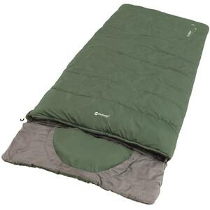 Outwell Contour Lux Sleeping Bag XL, green green