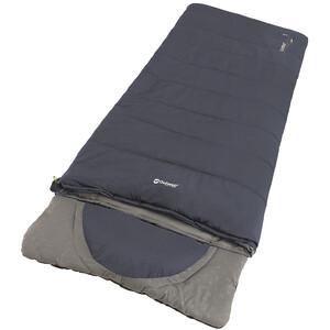 Outwell Contour Lux Sleeping Bag, blauw/grijs blauw/grijs