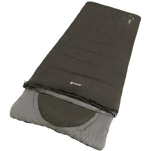 Outwell Contour Supreme Sleeping Bag, marron/gris marron/gris