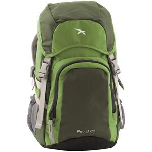 Easy Camp Patrol Rucksack 20l Kinder grün/oliv grün/oliv