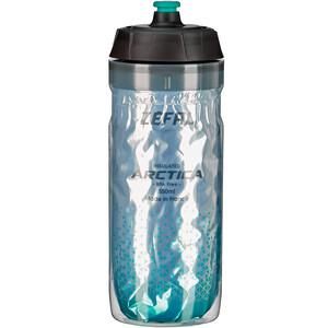 Zefal Arctica 55 Thermo Bottle 550ml, transparent/vert transparent/vert