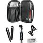 Lezyne Pocket Orgnizer Road Loaded Organizer Bag RAP II/Twin CO2 Head/CO2 20g/Tubeless Kit