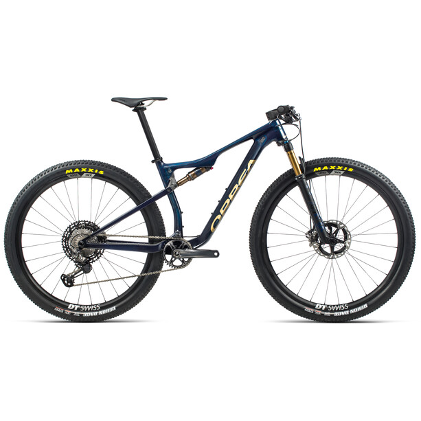 Orbea Oiz M-Team blue/gold