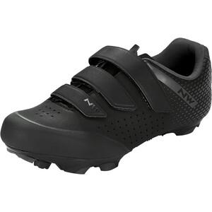 Northwave Origin 2 Schuhe Herren schwarz/grau schwarz/grau