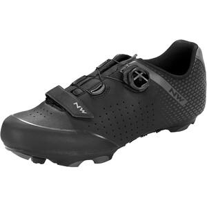 Northwave Origin Plus 2 Schuhe Herren schwarz/grau schwarz/grau