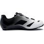 Northwave Storm Carbon Schuhe Herren weiß/schwarz