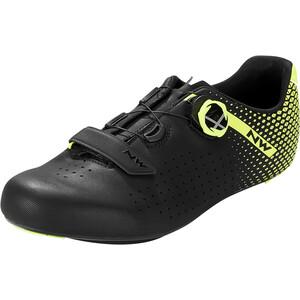 Northwave Core Plus 2 Schuhe Herren schwarz/gelb schwarz/gelb