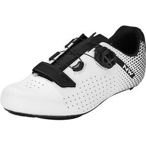Northwave Core Plus 2 Schuhe Herren weiß/schwarz weiß/schwarz
