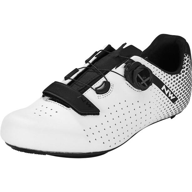 Northwave Core Plus 2 Schuhe Herren weiß/schwarz