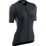 Northwave Extreme Short Sleeve Jersey Women, black/gray