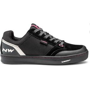 Northwave Tribe Schuhe Damen black/fuchsia black/fuchsia