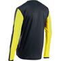 Northwave Xtrail Long Sleeve Jersey Men, noir/jaune