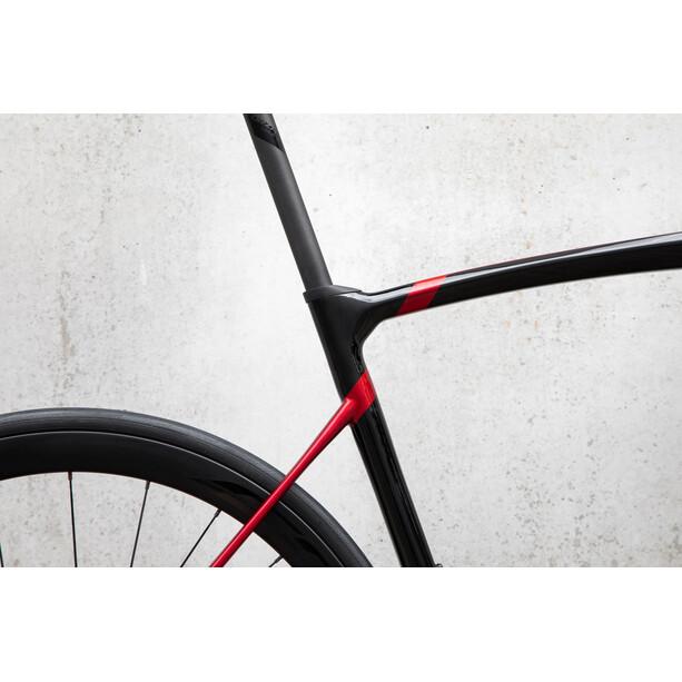 Ridley Bikes Fenix SL Disc Ultegra, noir/rouge
