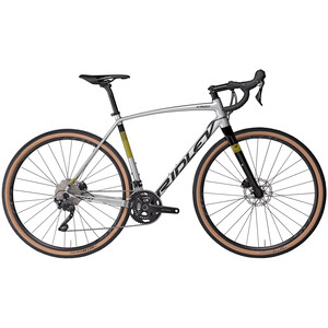 Ridley Bikes Kanzo A GRX 800, argent argent