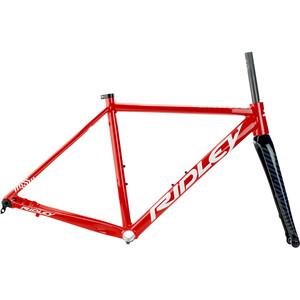 Ridley Bikes X-Ride Disc Frameset, rouge/noir rouge/noir
