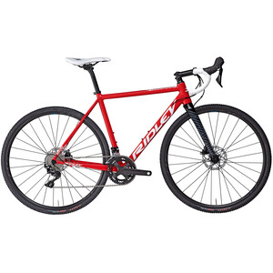Ridley Bikes X-Ride Disc GRX 600 röd/svart röd/svart