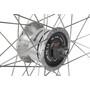 "Exal ZX 19 Front Wheel 28x1.75"" DH3N72 SSP, argent/noir"