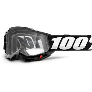 100% Accuri Anti-Fog Goggles Gen2 schwarz schwarz