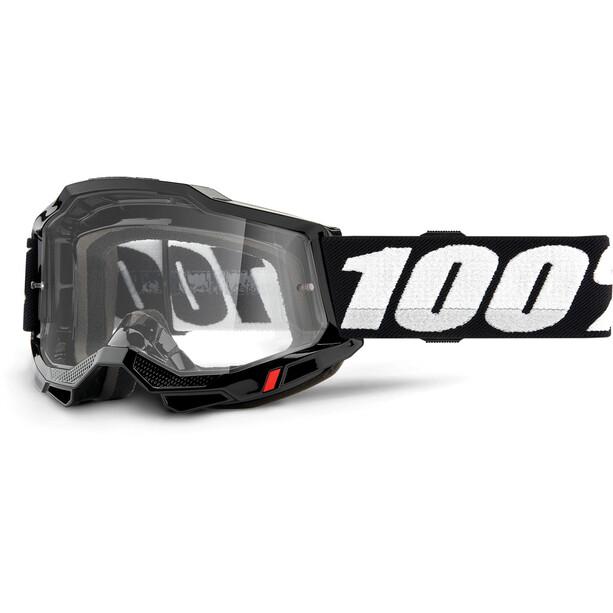 100% Accuri Anti-Fog Goggles Gen2, noir
