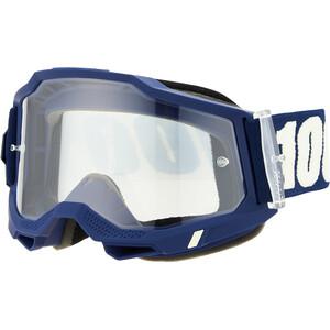 100% Accuri Anti-Fog Goggles Gen2 blau blau