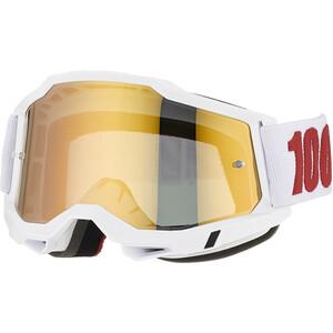 100% Accuri Anti-Fog Goggles Gen2, valkoinen valkoinen