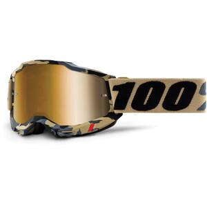 100% Accuri Anti-Fog Goggles Gen2 gold gold