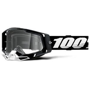 100% Racecraft Anti-Fog Goggles Gen2 schwarz schwarz