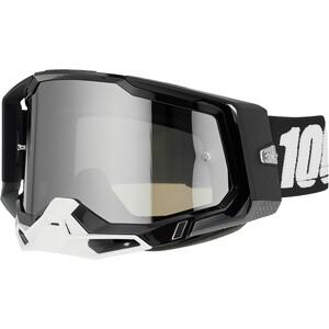 100% Racecraft Anti-Fog Goggles Gen2, negro negro