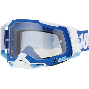 100% Racecraft Anti-Fog Goggles Gen2, azul azul