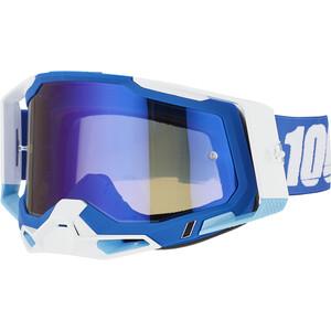 100% Racecraft Anti-Fog Goggles Gen2 blau blau