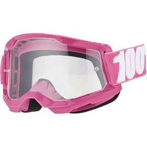100% Strata Anti-Fog Goggles Gen2 rot rot