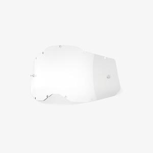 100% Anti-Fog Replacement Lenses Gen2, transparant transparant