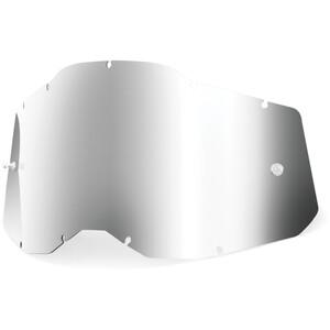 100% Anti-Fog erstatningslinser Gen2 sølv sølv