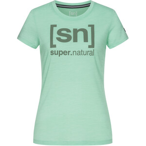 super.natural Essential I.D. Tee Dam grön grön