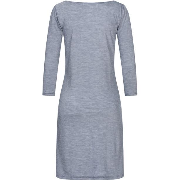 super.natural Barb Dress Women blå