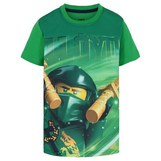 LEGO wear 12010101 T-Shirt Kurzarm Kinder green