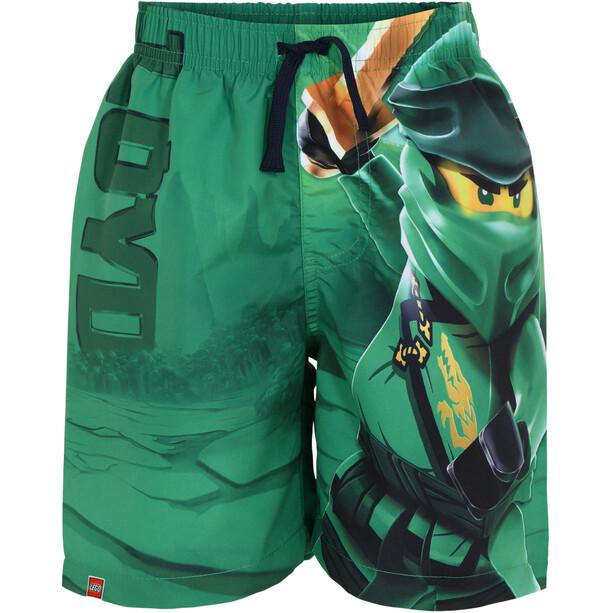 LEGO wear 12010146 Lange Shorts Kinder grün