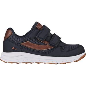 Viking Footwear Hovet WP Stiefel Kinder blau/braun blau/braun