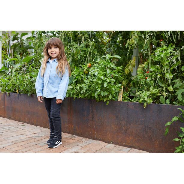 Viking Footwear Knapper Schuhe Kinder black