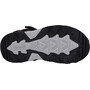 Viking Footwear Loppa Sandalen Kinder schwarz/grau