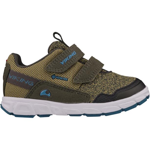 Viking Footwear Rindal GTX Schuhe Kinder oliv