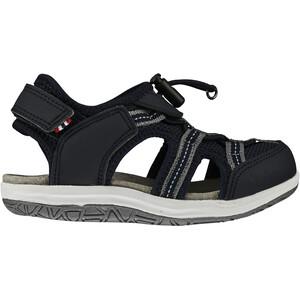 Viking Footwear Thrilly Sandalen Kinder schwarz/grau schwarz/grau