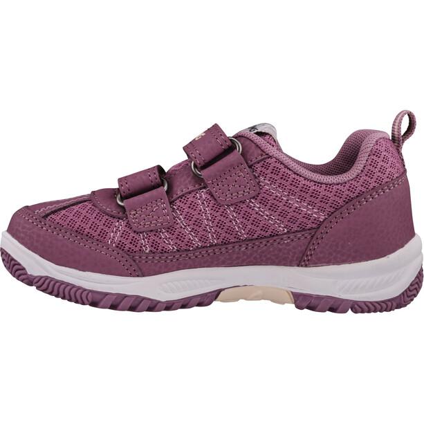 Viking Footwear Bryne Shoes Kids bordeaux/violet