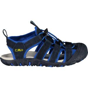 CMP Campagnolo Sahiph Leather Wandersandalen Kinder schwarz/blau schwarz/blau