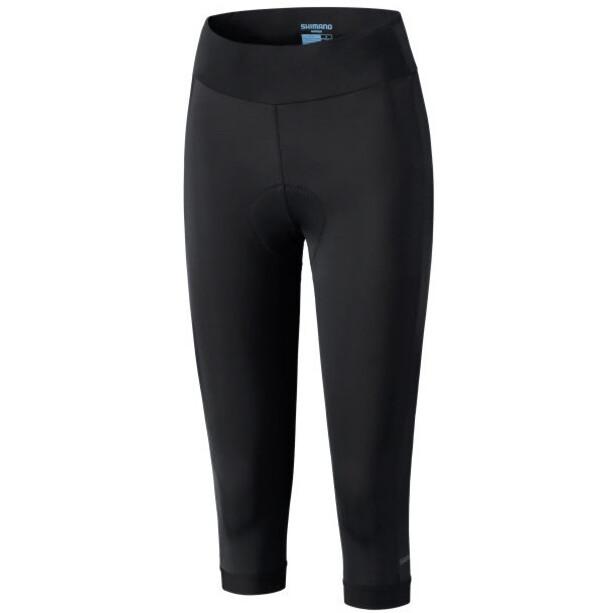Shimano 3/4 Shorts Damen black