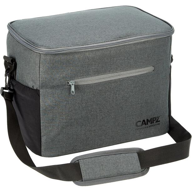 CAMPZ Soft Kühltasche 22l schwarz