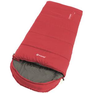 Outwell Campion Junior Sleeping Bag Kids röd röd