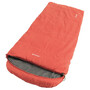 Outwell Campion Lux Sleeping Bag röd