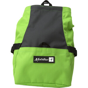 Metolius Chalk n' Roll Boulderbag, verde/gris verde/gris